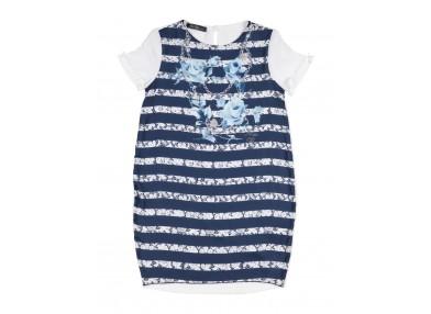 ef0809880997 Παιδικά Φορέματα MISS BLUMARINE