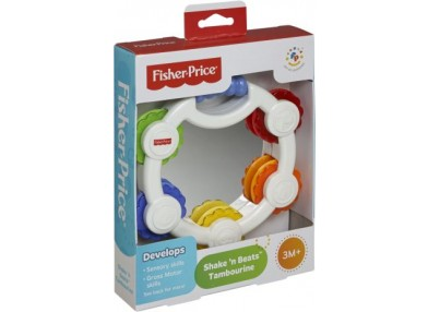 Fisher Price Ντέφι (BLT37)